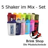 5 Shaker im Mix Set