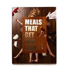 Hét kookboek voor De Man