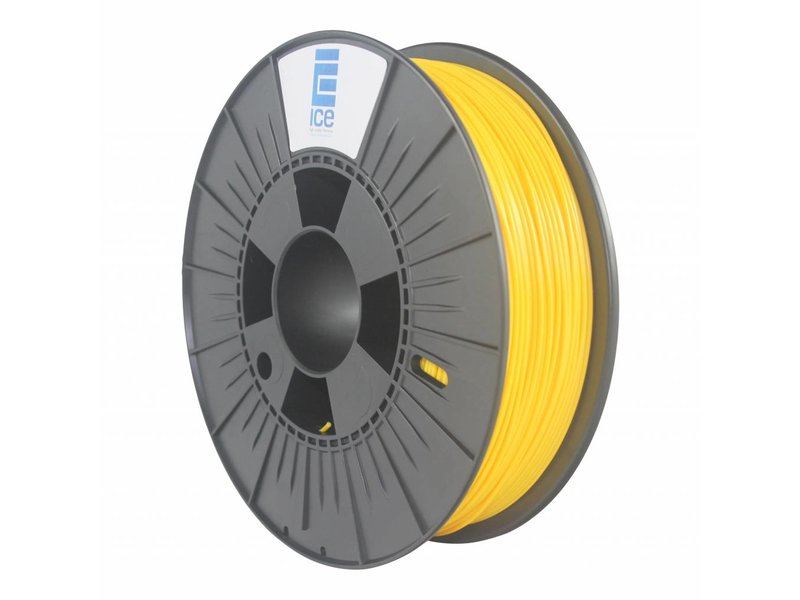 ABS 1.75mm  'Young Yellow' 0.75kg