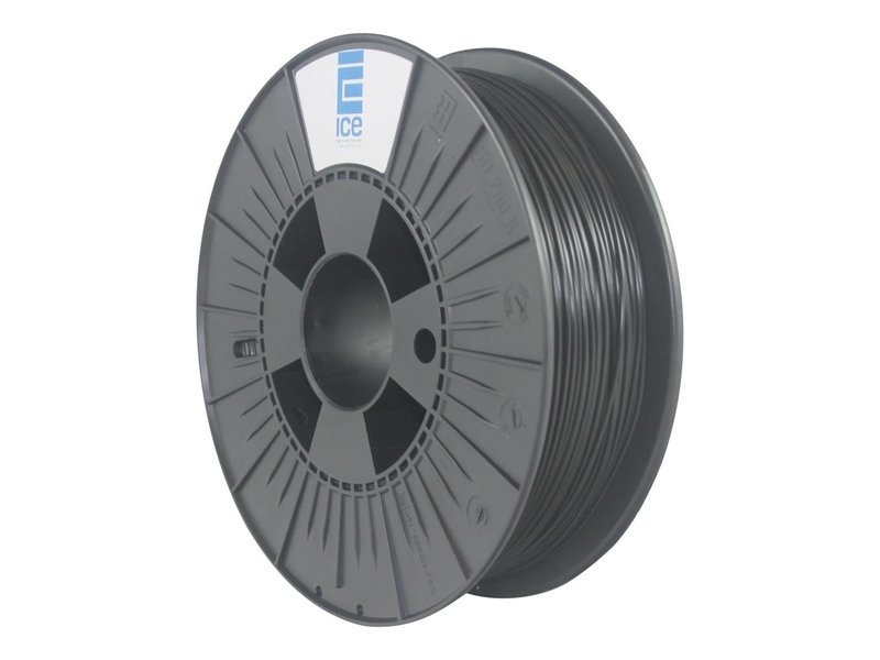"ICE PLA Filament ""Flex-Black"""