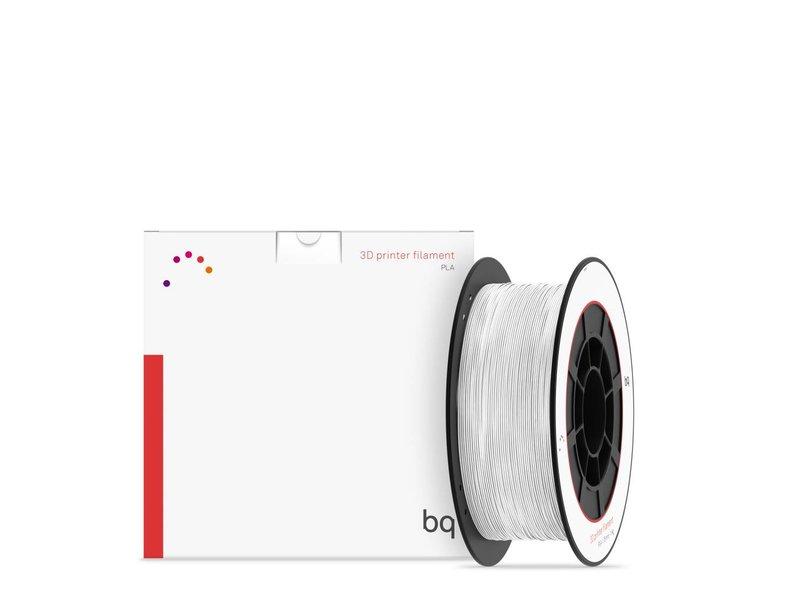 PLA BQ 1.75 mm 1 kg - Pure White