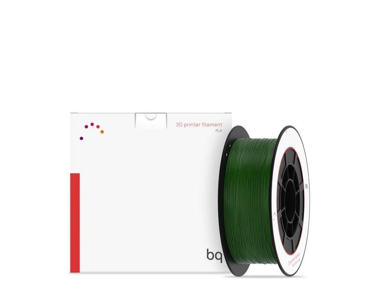 PLA BQ 1.75 mm 1 kg - Bottle Green