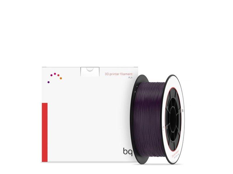 PLA BQ 1.75 mm 1 kg - Aubergine