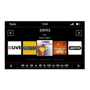 Dynavin DVN SLK N6 Plattform