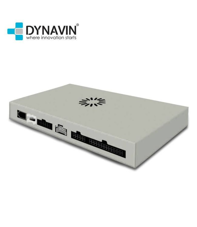 Dynavin Navigationsinterface