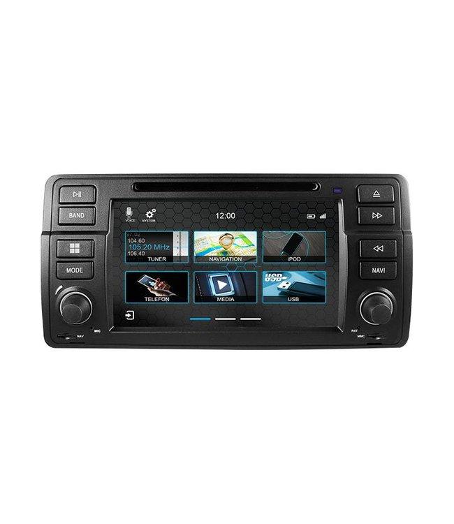 Dynavin N7-E46: Navigationsgerät für 3er BMW