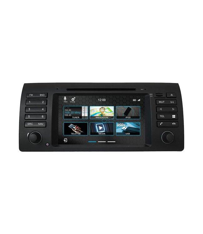Dynavin N7-E53: Navigationsgerät für BMW X5