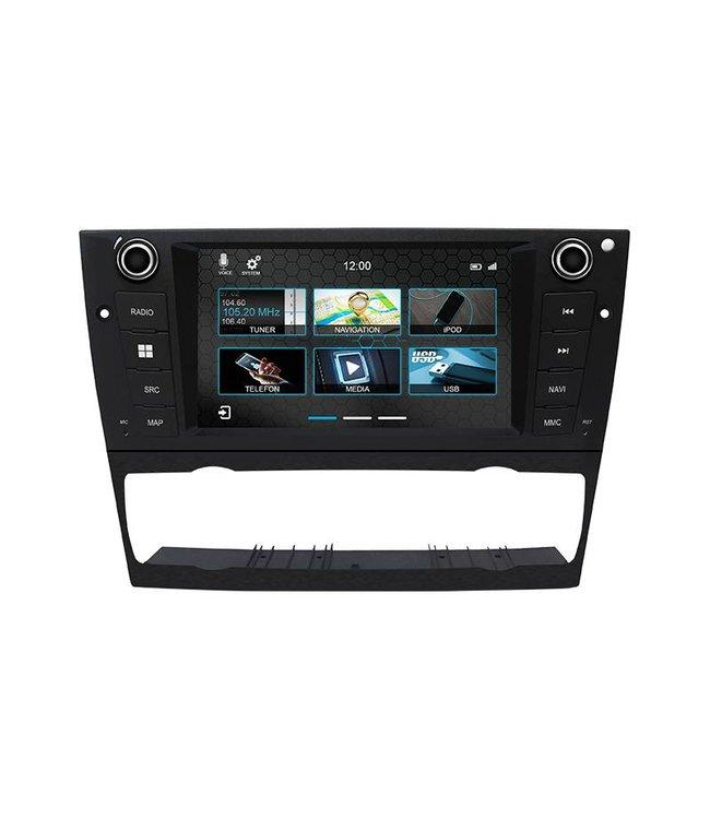 Dynavin N7-E90: Navigationsgerät für 3er BMW