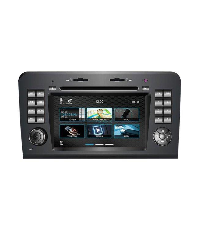 Dynavin N7-MBML: Navigationsgerät für Mercedes M-Klasse und GL