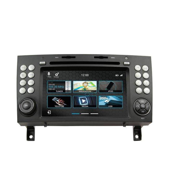 Dynavin N7-SLK: Navigationsgerät für Mercedes SLK