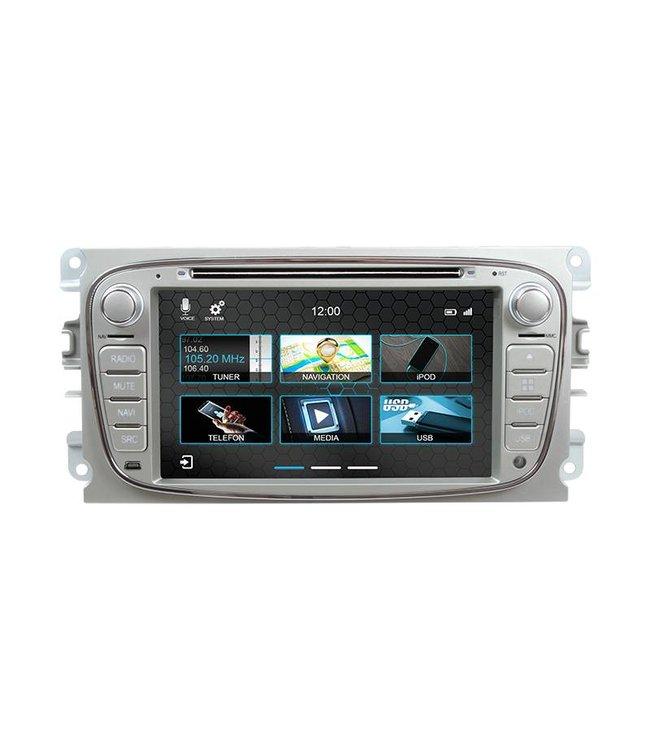 Dynavin N7-FOs: Navigationsgerät für Ford Mondeo, Galaxy, Focus, S-Max