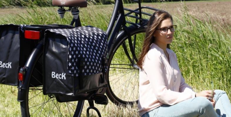 Beck Dubbele fietstassen