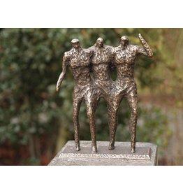 3 modern männer