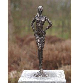 Eliassen Bild Bronze Frau modern