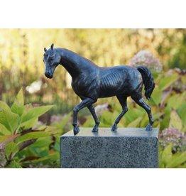 Beeld brons paard