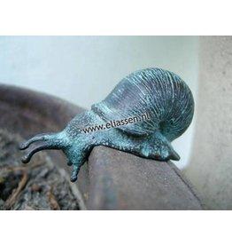 Eliassen Beeldje brons mini slak