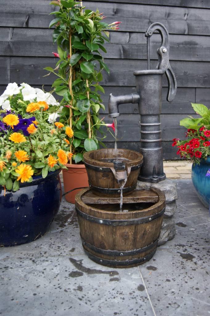 ubbink waterornament ubbink las vegas eliassen home garden pleasure. Black Bedroom Furniture Sets. Home Design Ideas