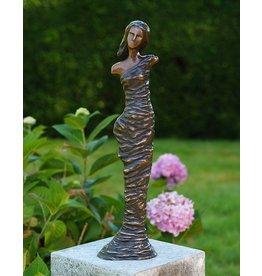 Eliassen Bild Bronze Dame modern