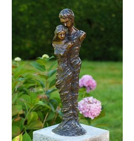 Eliassen Bild Bronze in der Liebe