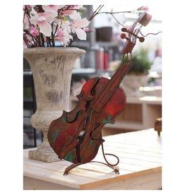 Figuur viool staand