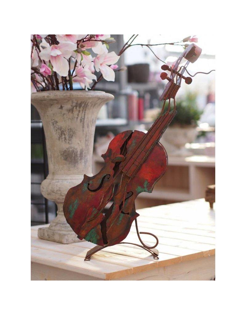 Abbildung Violine Porträt
