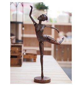 Figuur ballerina rank