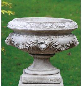 dragonstone lion Vase
