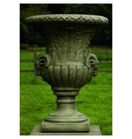 dragonstone Tuinvaas rams hoofd