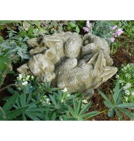 Standbeeld Pheeberts Yin & Yan