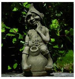 dragonstone Tuinbeeld kabouter Fantasy 49