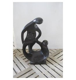 Beeld moeder en kind