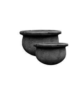 Eliassen Bloembak lavasteen 0014