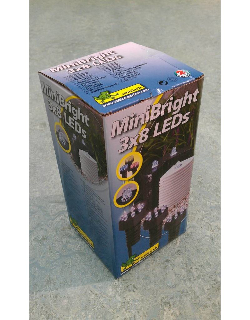 3x8 mini helle LEDs