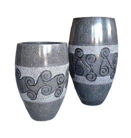Eliassen vaso gemello vase 2 sizes