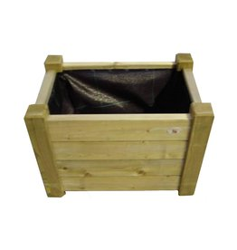 Bloembak Talen hout 4060