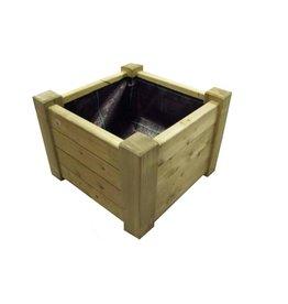 Holz Blumenkasten-Schwergewichts-Sprachen 6060
