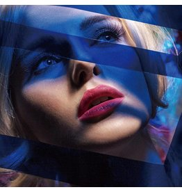 Glasschilderij 80x80cm Beauty