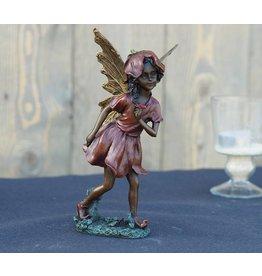 Beeld brons elf