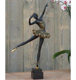 Eliassen Skulptur Bronze Ballerina 50 cm