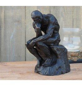 Rodins Denker 28 cm Bronze