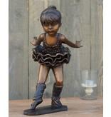 Ballerina 35 cm Bronze