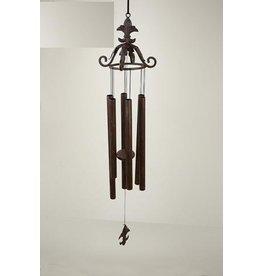 Windgong brons 70 cm deco