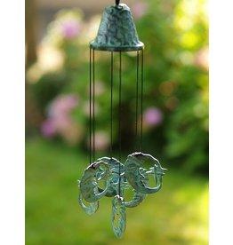 Eliassen Windgong brons met maantjes