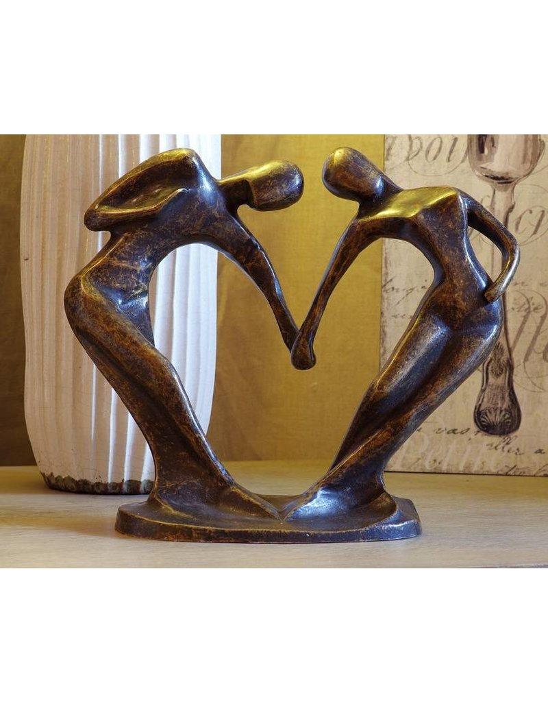 Bronzen moderne beelden   shop online bij eliassen.nl   eliassen ...