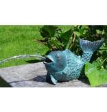 Eliassen Bildspray Figur Bronze Fisch