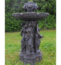 Eliassen Beeld brons vier seizoenen fontein