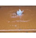 Adezz Grundwasserspiegel Rechteck Corten-Stahl in 3 Größen adezz