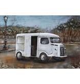 Eliassen 3D Gemälde Metall 120x80cm Citroen HY Bus