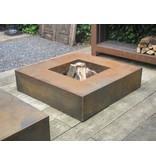 Adezz Feuer Tabelle 2 quadratische Größen adezz