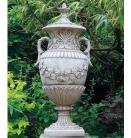dragonstone Garten Vase Romsey Drachen Stein